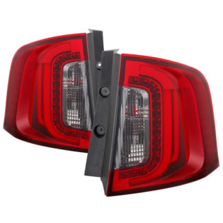 ALT-JH-FEDGE11-LED-RSFord Edge 2011-2013 LED Tail Light - Red Smoked