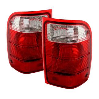 ALT-JH-FR01-OE-RC( OE ) Ford Ranger 01-05 (excluding 2005 STX Models) Tail Lights - OEM