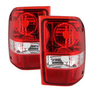 ALT-JH-FR06-OE-RC( OE ) Ford Ranger 06-11 (06-07 excluding STX Models ) Tail Lights - OEM