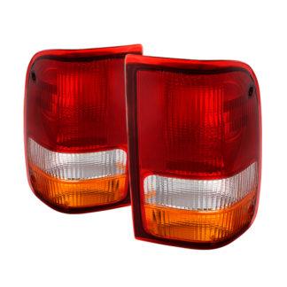 ALT-JH-FR93-OE-RC( OE ) Ford Ranger 93-97 Tail Lights - OEM