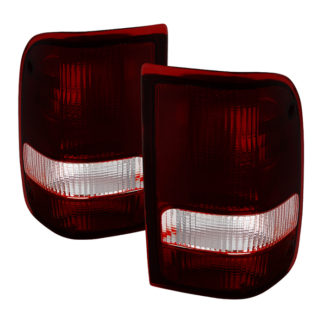 ALT-JH-FR93-OE-RSMFord Ranger 93-97 OE Style Tail Lights - Red Smoked
