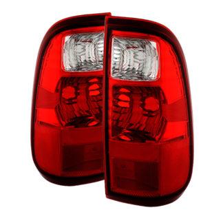 ALT-JH-FS08-OE-RC( OE ) Ford Super Duty F-250/ F-350/ F-450 08-16 OEM Style Tail Lights -OEM