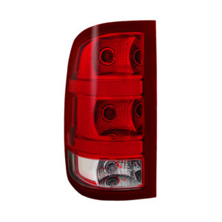 ALT-JH-GS07-OE-L( OE ) GMC Sierra 1500 07-13  2500HD/3500HD 07-14 (does not fit 3500HD Dually Models) Driver Side Tail lights -OEM Left