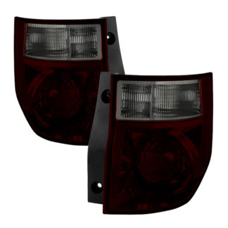 ALT-JH-HEL03-OE-RSMHonda Element 03-08 OEM Style Tail Lights -Red Smoked