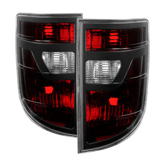ALT-JH-HRID06-OE-RSMHonda Ridgeline Pickup 06-08 OEM Style Tail Lights - Red Smoked