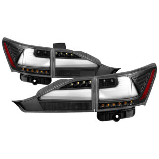 ALT-JH-LCT11-LBLED-BKLexus CT200h 2011-2014 Light Bar Style LED Tail Lights - Black
