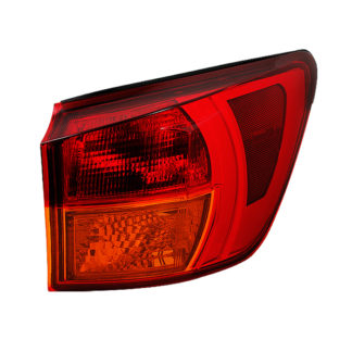 ALT-JH-LIS06-OE-OR( OE ) Lexus IS250/IS350 06-08 ( 2006 Built After 3/06 Production Date) Passenger Side Outer Tail Lights -OEM Right