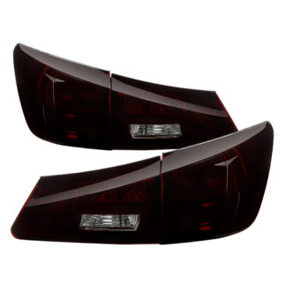 ALT-JH-LIS06-OE-RSMLexus IS250/IS350 06-08 / IS-F 08-09 OEM Style Tail Lights -Red Smoked