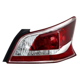 ALT-JH-NA13-4D-OE-R( OE ) Nissan Altima 13-15 Passenger Side Tail Lights - OEM Right