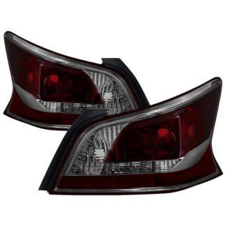 ALT-JH-NA13-4D-SMNissan Altima 13-15 4Dr OE Style Tail Lights - Smoke