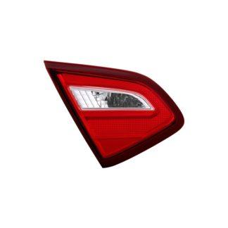 ALT-JH-NA16-4D-OE-IL( OE ) Nissan Altima 16-18 4Dr Driver Side Tail Light - OEM Inner Left