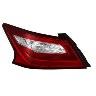 ALT-JH-NA16-4D-OE-OL( OE ) Nissan Altima 16-18 4Dr Driver Side Tail Light - OEM Outter Left