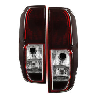 ALT-JH-NF05-OE-RSMNissan Frontier 05-13 / Suzuki Equator 09-12 OEM Style Tail Lights - Red Smoked