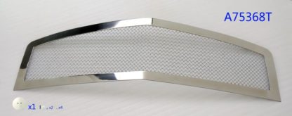 Mesh Grille 2003-2007 Cadillac CTS Main Upper Chrome