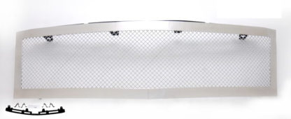 Mesh Grille 2007-2010 Chevy Silverado  Main Upper Chrome