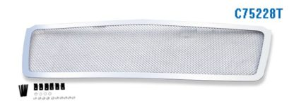 Mesh Grille 2007-2013 Chevy Tahoe  Main Upper Chrome