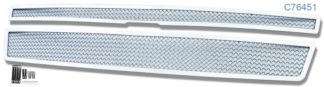 Mesh Grille 2007-2014 Chevy Tahoe  Main Upper Chrome Not For Hybrid
