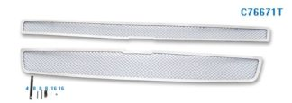 Mesh Grille 2009-2013 Chevy Tahoe Hybrid Main Upper Chrome