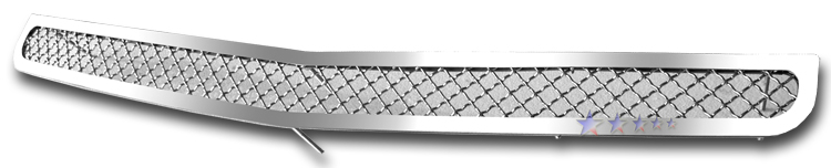 Mesh Grille 2005-2010 Dodge Charger  Lower Bumper Chrome Not For SRT8