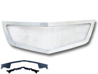 Mesh Grille 2010-2013 Acura MDX Main Upper Chrome