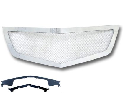 Mesh Grille 2010-2013 Acura MDX Main Upper Chrome