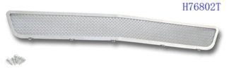 Mesh Grille 2010-2013 Acura MDX  Lower Bumper Chrome