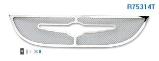 Mesh Grille 2001-2004 Chrysler Town & Country Main Upper Chrome