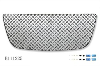 X Mesh Grille 2011-2014 Chrysler 300C Main Upper Chrome