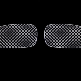 X Mesh Grille 2007-2010 BMW 3-Series  Main Upper Chrome COUPE
