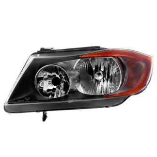 ( OE ) BMW E90 06-08 Sedan Halogen Model only ( Don't Fit Coupe and HID Model ) Driver Side Headlights -OEM Left