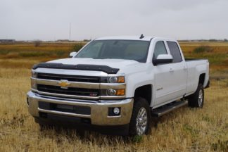 Tough Guard Bug Shield - Form Fit Style - Silverado HD 2500 / 3500 (Diesel) 2015-2016