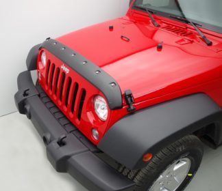 Tough Guard Bug Shield - Form Fit Style - Wrangler JK 2007-2018