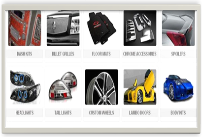 Auto Restyling