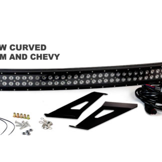 2014-2016 Chevy and GMC 1500/2500 Blacked Out Series Complete LED Light Bar Kit - RS-L37-288W