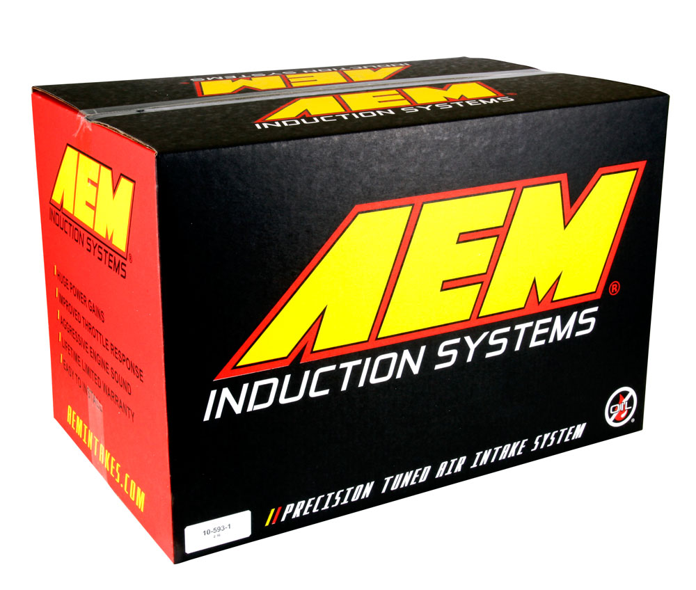 AEM Cold Air Intake System; 2003 Acura CL Type-S