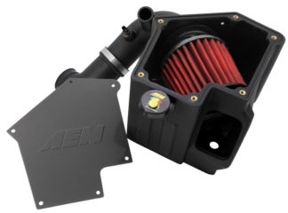AEM Cold Air Intake System; 2011 Mitsubishi Lancer Ralliart Sportback - L