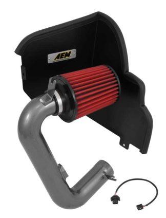 AEM Cold Air Intake System; 2015-2016 Subaru WRX  - H