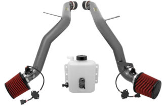 AEM Electronically Tuned Intake System; 2010 Nissan 370Z 40th Anniversary Edition - 3.7L