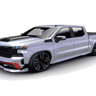 Chevy Air Design Off-Road & Street Series Ground Effects