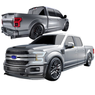 F150 Air Design Street Series Ground Effects