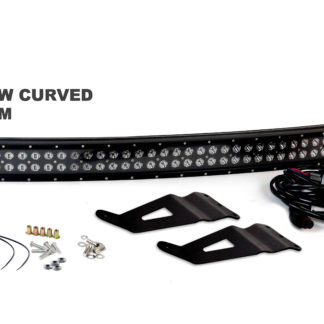 1999-2006 Chevy and GMC Blacked Out Series Complete LED Light Bar Kit - RS-L362-288W