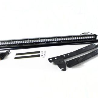 84-01 2/4WD Jeep XJ Cherokee Stealth Series Complete Light Bar Kit - RSJ8401-SR