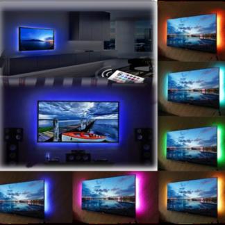 LED TV Backlighting - Bulbs - Atmosphere Lighting