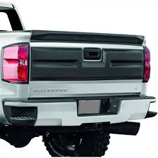 Air Design Tailgate Applique Satin Black
