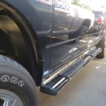 Running Board - S Series Cab Length OE Style; 2010-2018 Dodge Ram Crew Cab (SILVER)