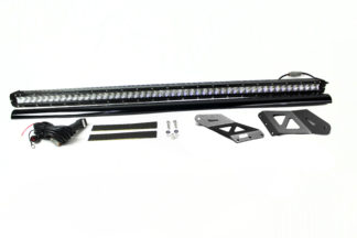 02-08 Dodge Ram 1500 and 03-09 2500/3500 Stealth Series Complete Light Bar Kit - RSD0208-SR