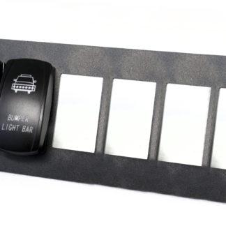 LED Rocker Panels for Rocker Switches