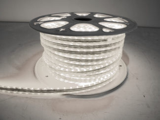 110V Atmosphere Waterproof 5050 LED Strip Lighting (Warm White) - RS-5050-164FT-WW