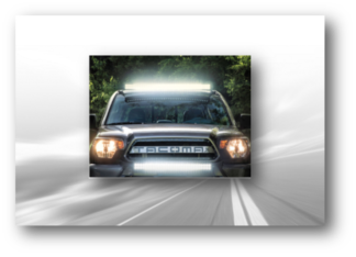 Vehicle Specific LED Light Bars