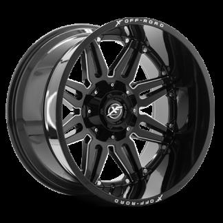 XF Off Road Wheels; Model XF-204